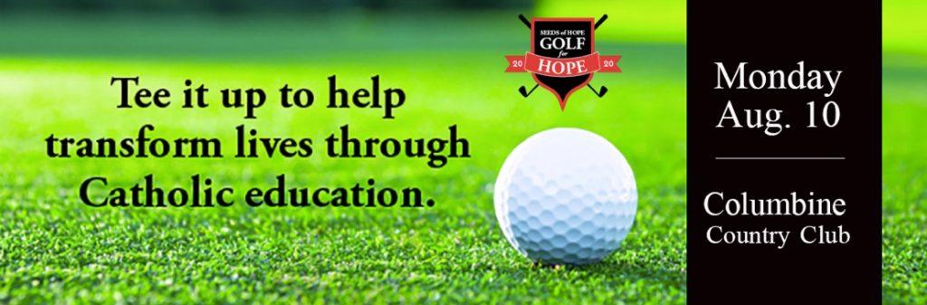Golf for Hope 2020